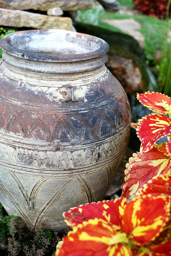 Download Jug stock image. Image of isolated, garden, color, ornamental - 26229007