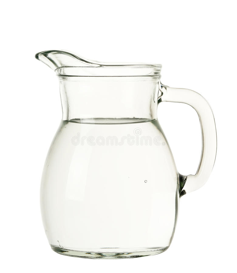 Free Jug Of Water Stock Photography - 50752362