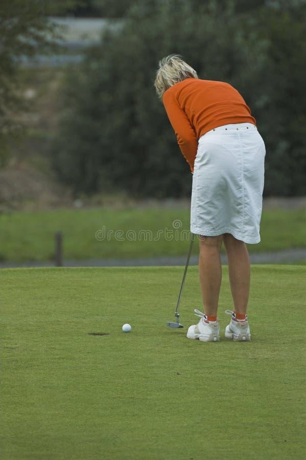 Download Jugador de golf imagen de archivo. Imagen de club, república - 1280821