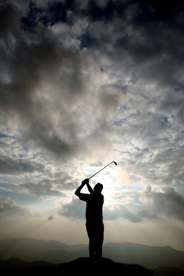 Download Jugador de golf imagen de archivo. Imagen de recorrido - 7284611