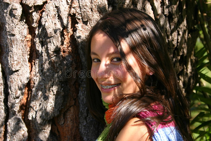 Jugendlich Frau stockbilder