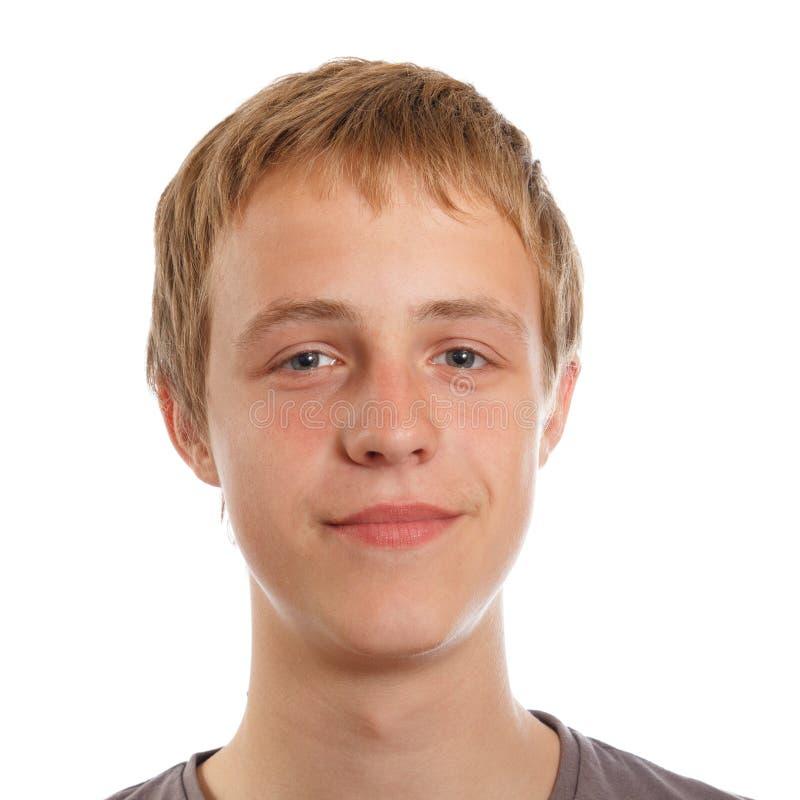 Jugendlich Junge lizenzfreies stockbild