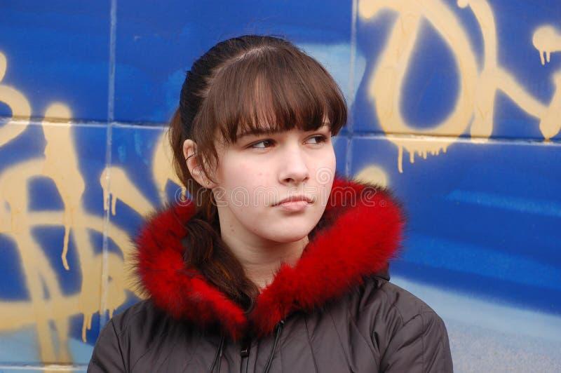 Jugendlich Mädchen stockfotos