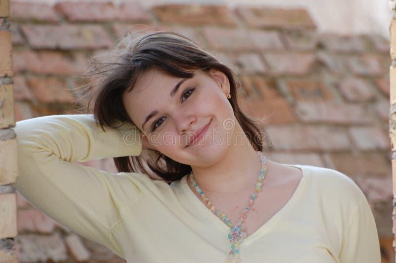 Jugendlich Mädchen stockfoto