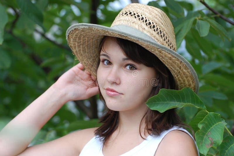 Jugendlich Mädchen lizenzfreie stockbilder