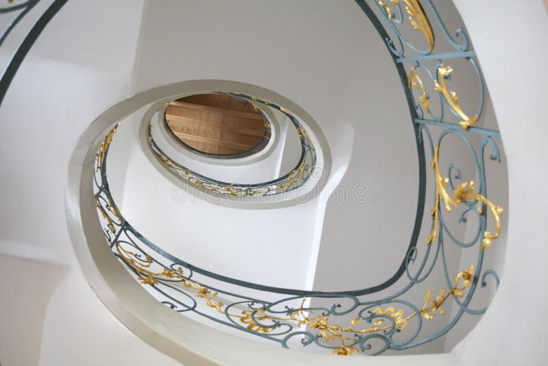 jugendstil treppenhaus stockbild bild von auslegung. Black Bedroom Furniture Sets. Home Design Ideas