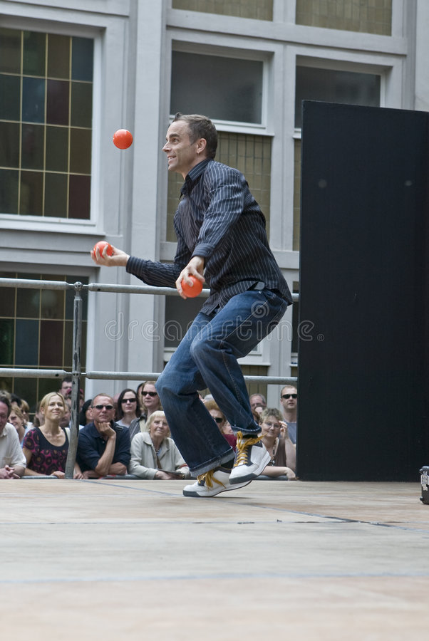 Download Juggler editorial photography. Image of jazz, alone, speed - 5351242