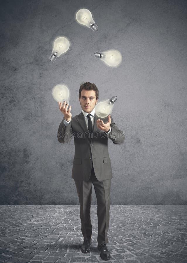 Download Juggler Genius Stock Photography - Image: 33608922