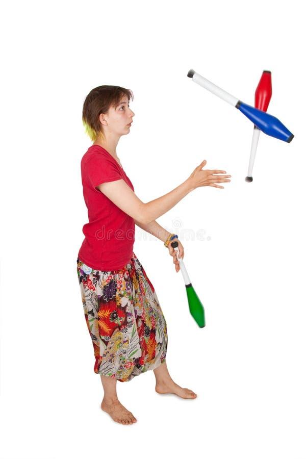Free Juggling Stock Photos - 18583413