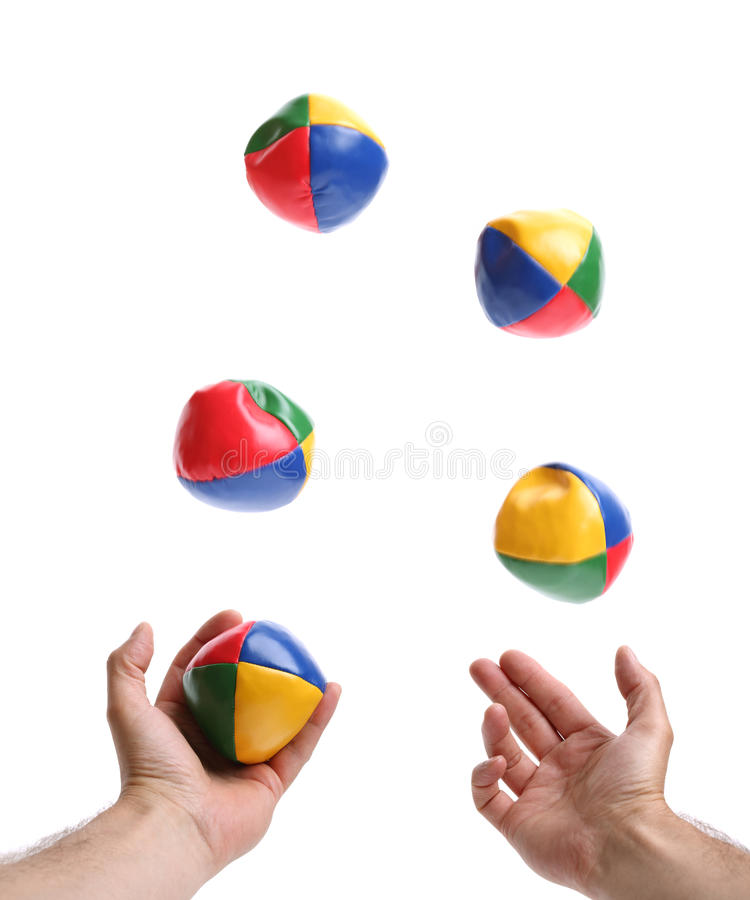 Free Juggling Stock Photos - 20640953