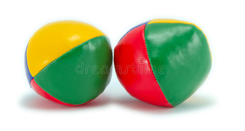 Download Juggling Balls Isolated On White With Shadow Royalty Free Stock Photos - Image: 28451648