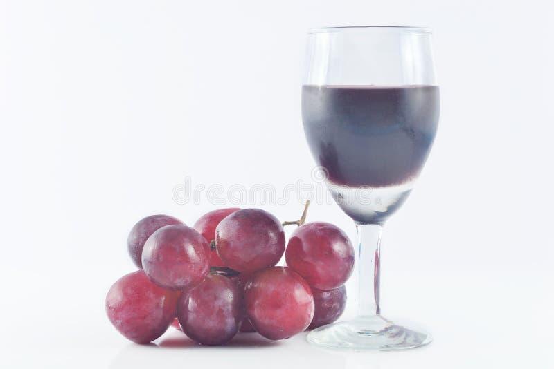 Jugo de uva. fotos de archivo libres de regalías