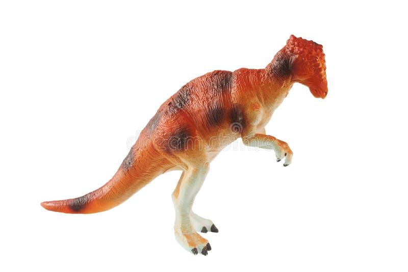 Download Juguete Anaranjado Del Dinosaurio Foto de archivo - Imagen de antiguo, resina: 41915354