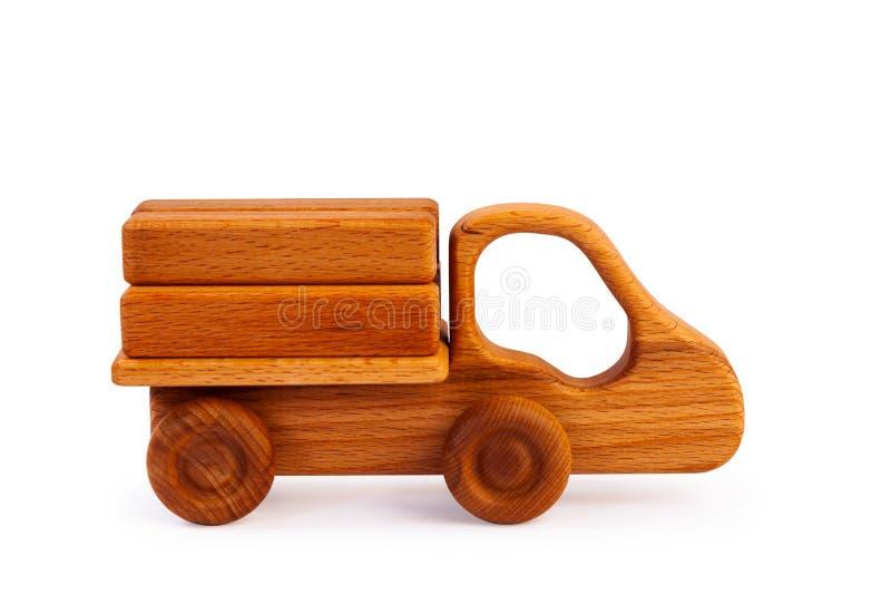 Juguete de madera para los cabritos foto de archivo libre de regalías