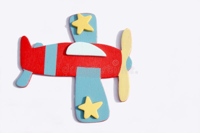 Juguete del aeroplano foto de archivo libre de regalías
