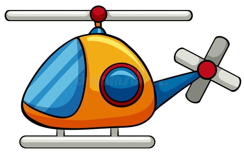 Juguete del helicóptero libre illustration