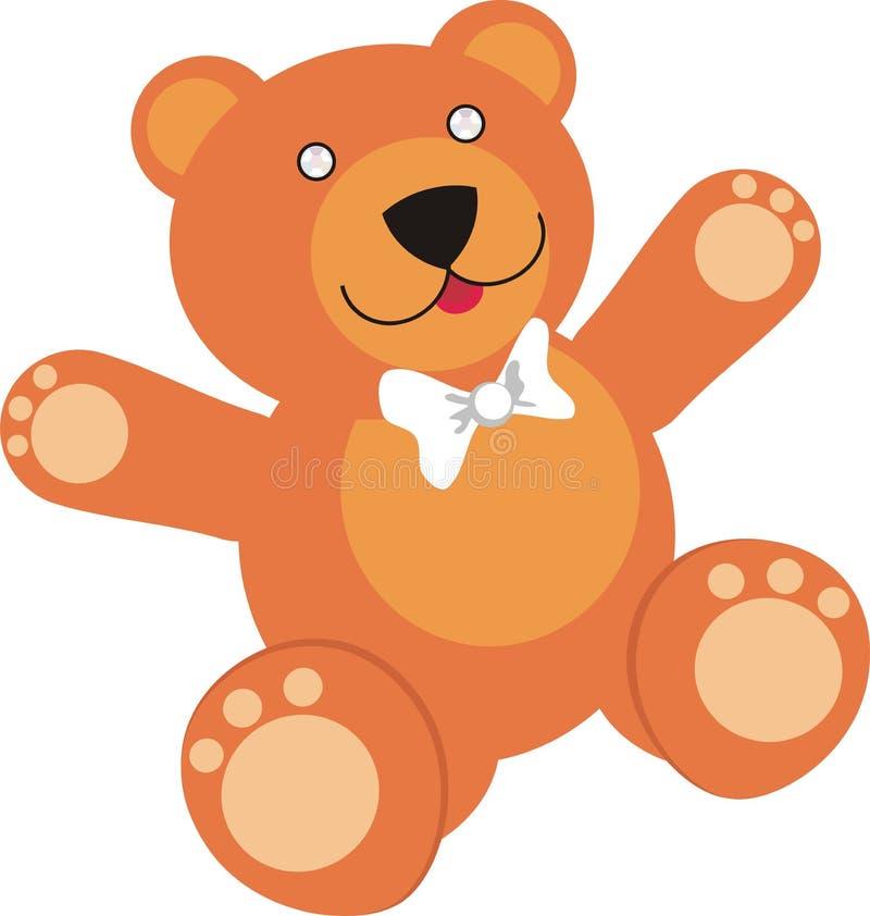 Juguete del oso fotos de archivo