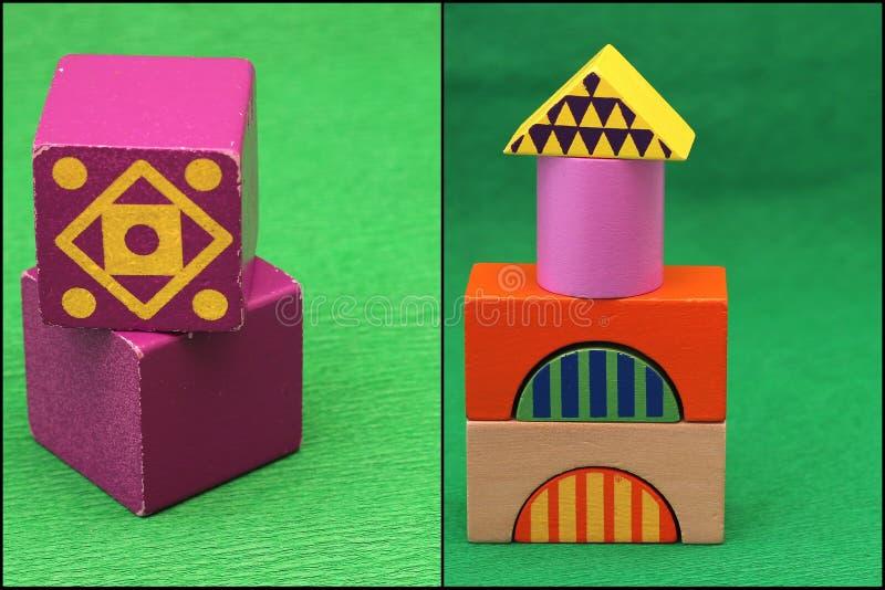 Download Juguetes de madera imagen de archivo. Imagen de cuenta - 42426387