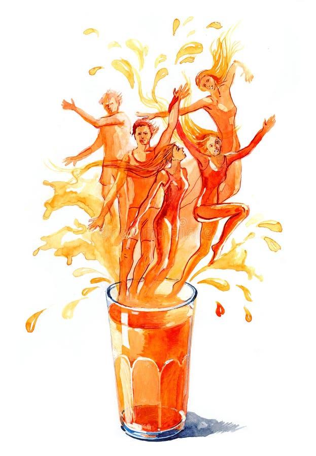 Free Juice Royalty Free Stock Image - 13877186