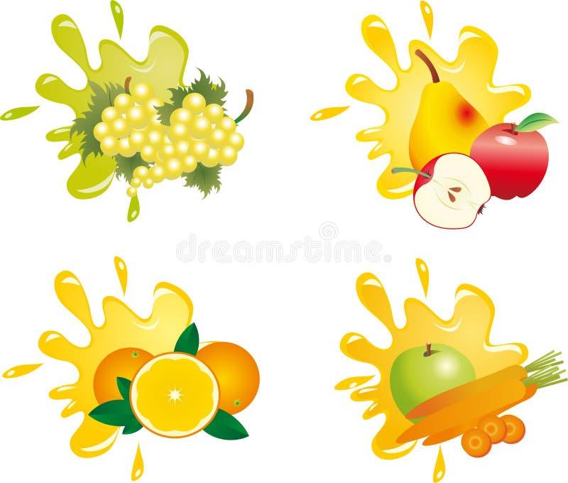 Download Juice stock vector. Image of medicine, illustration, apple - 15697858