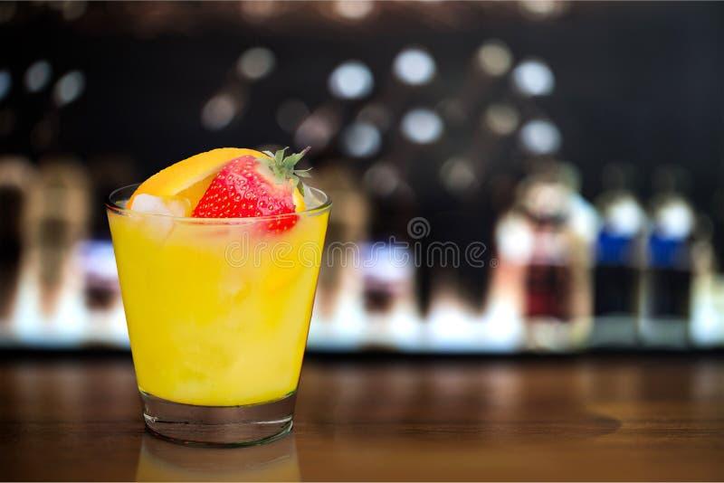 Juice Cocktail stockfoto