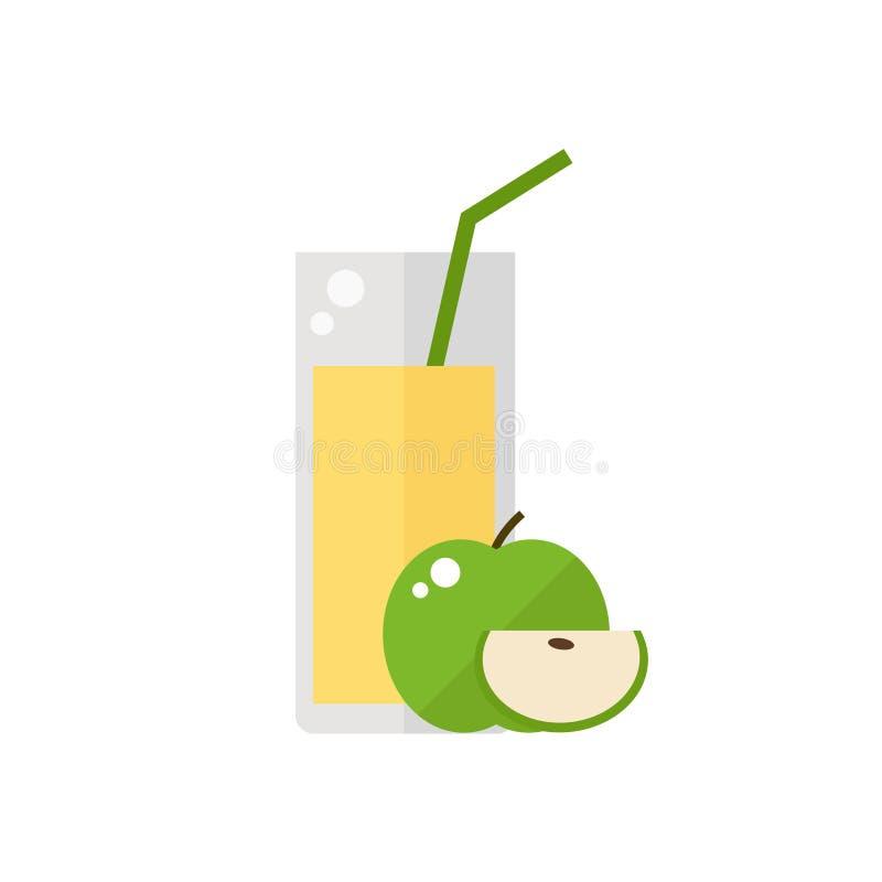 Juice icon. vector illustration