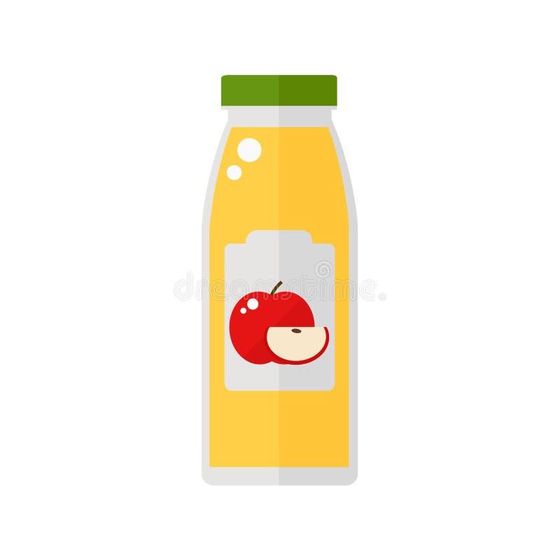 Juice icon. royalty free illustration
