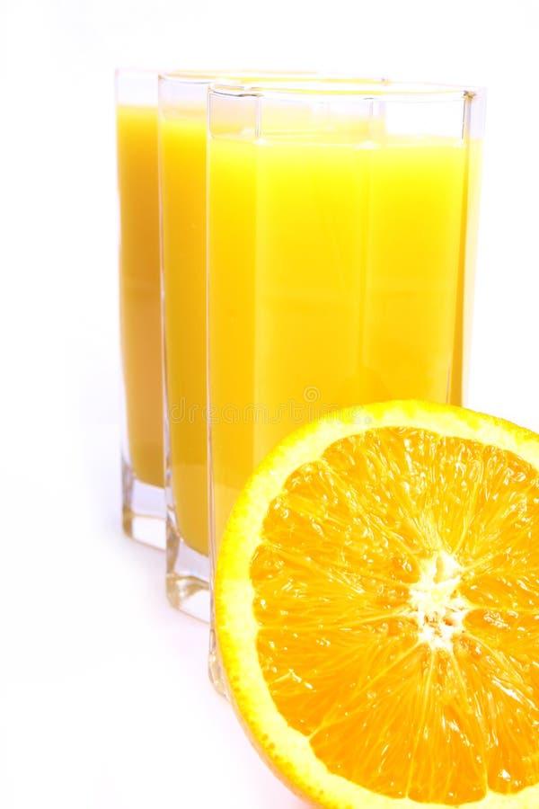 Juice Orange stock photos