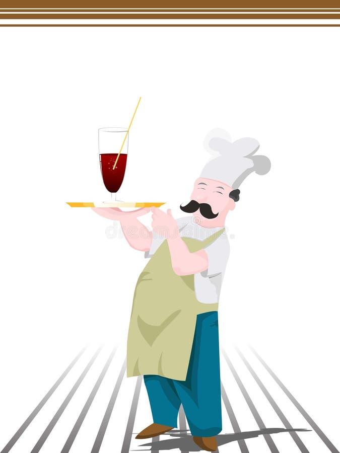 Download Juice service stock illustration. Illustration of beverage - 5776972