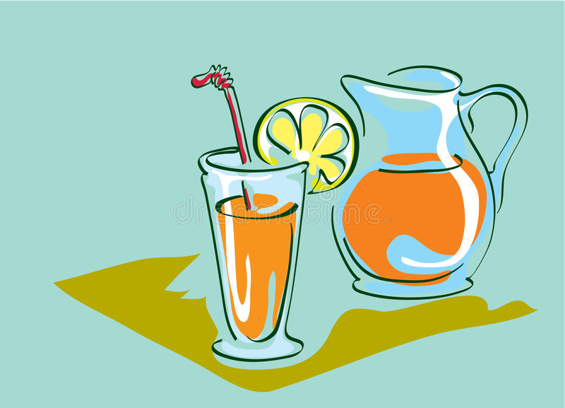 juice01 免版税库存照片