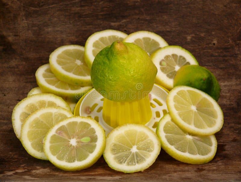 Juicer de citron images stock