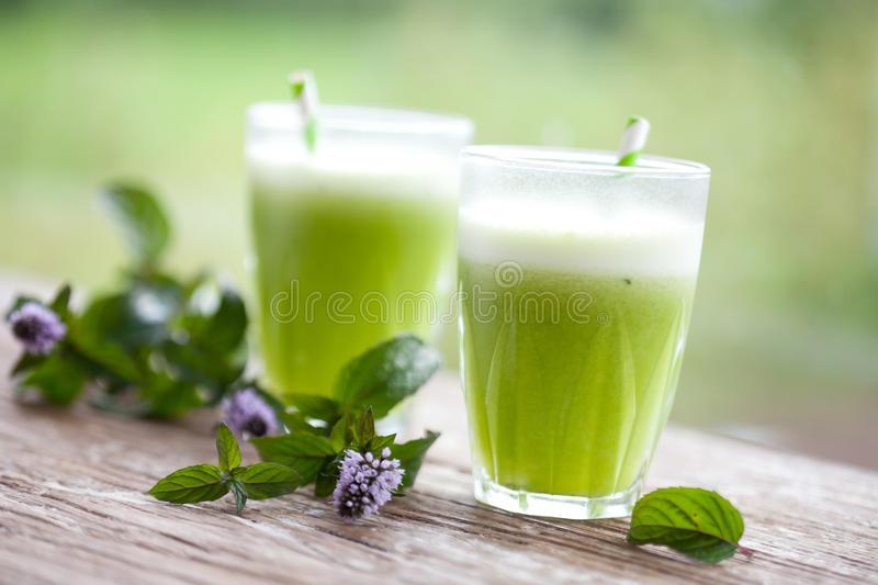 Juicing royalty free stock photography