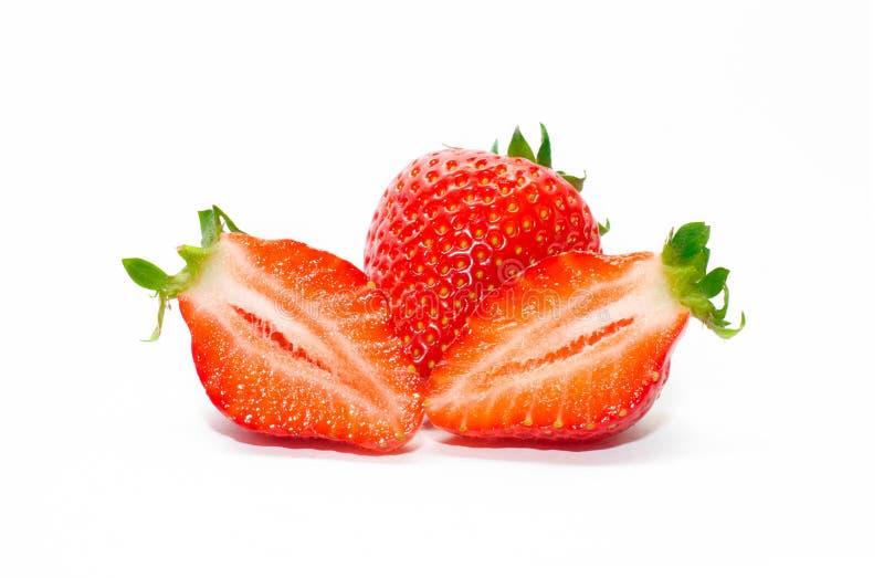 juicy εύγευστες φράουλες στοκ εικόνα με δικαίωμα ελεύθερης χρήσης