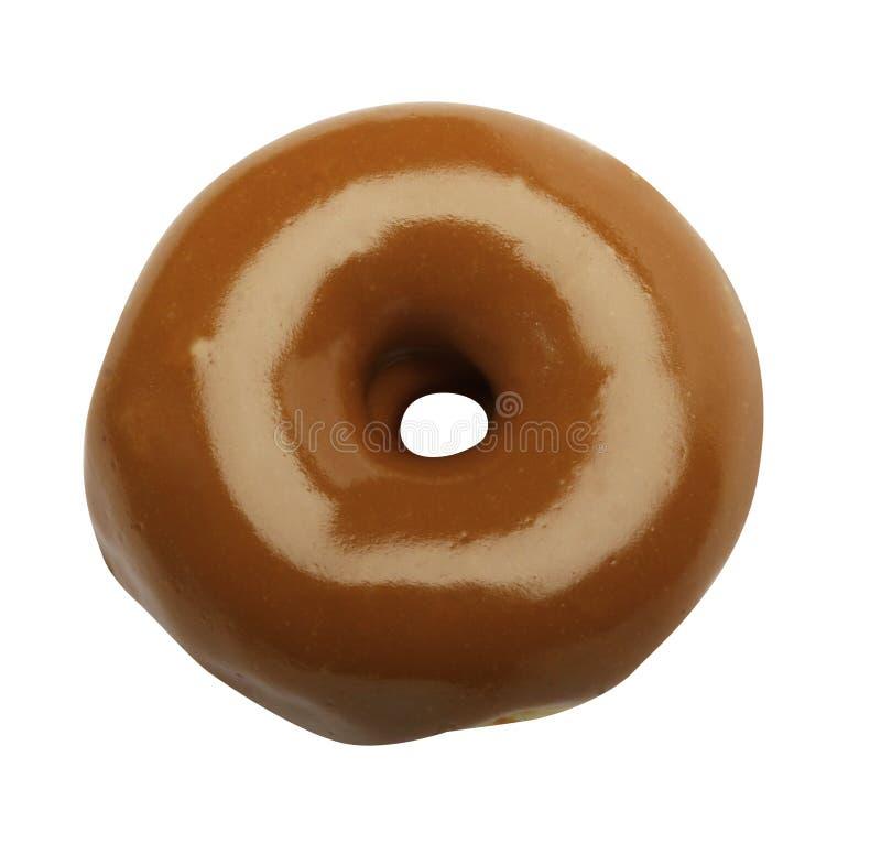 Juicy donut stock image