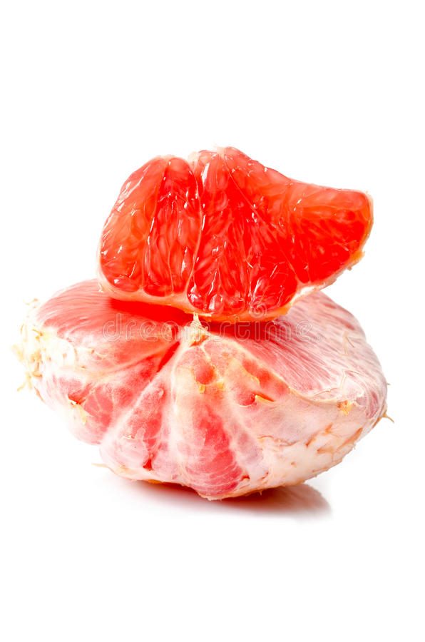 Free Juicy Grapefruit Royalty Free Stock Image - 23134186