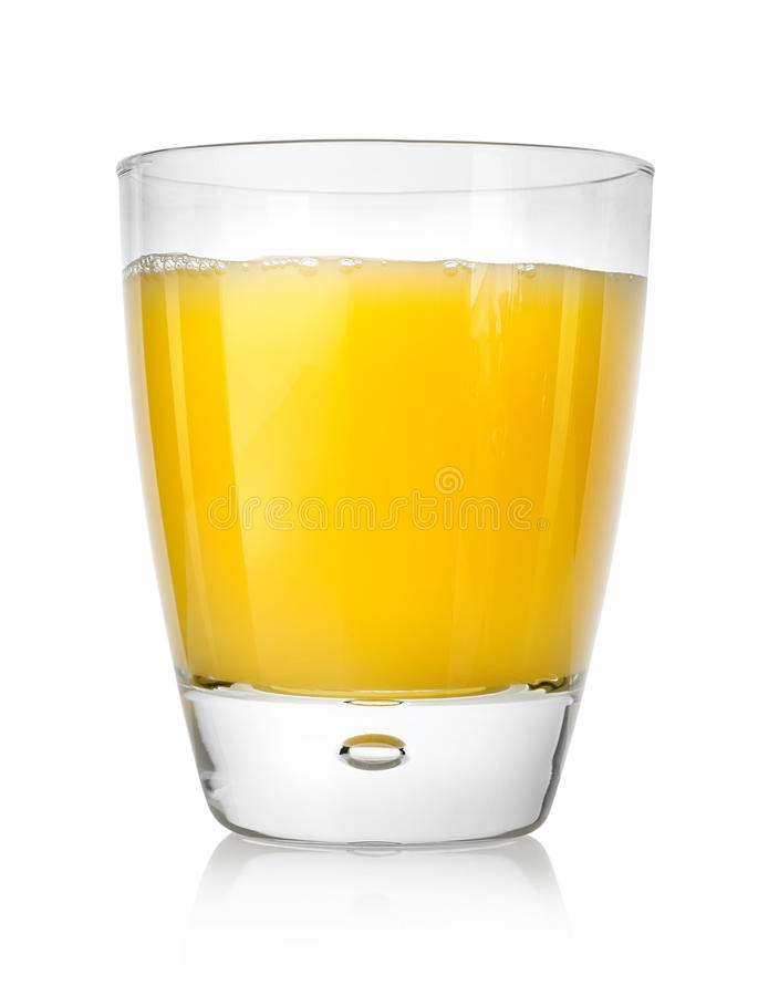 Juicy orange juice royalty free stock images