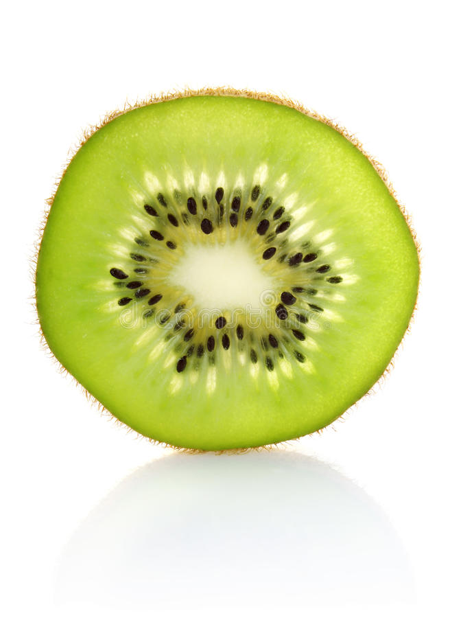 Download Juicy segment kiwi stock image. Image of vegetarian, segment - 22338569
