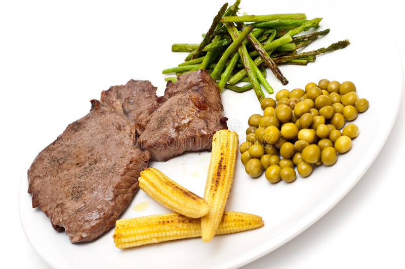 Download Juicy stake stock photo. Image of dinner, juicy, background - 14068068