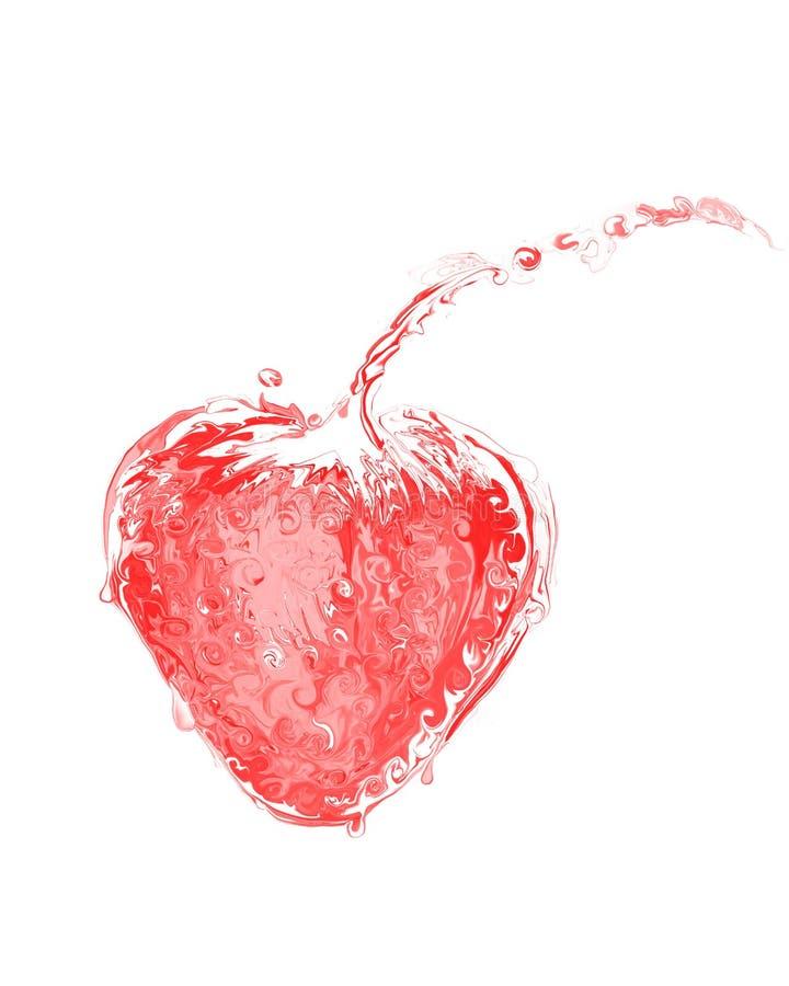 Download Juicy Strawberry Illustration Stock Illustration - Image: 16589882