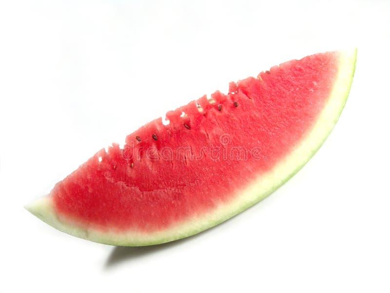Juicy Watermelon Fresh Heart-shaped Art stock photography