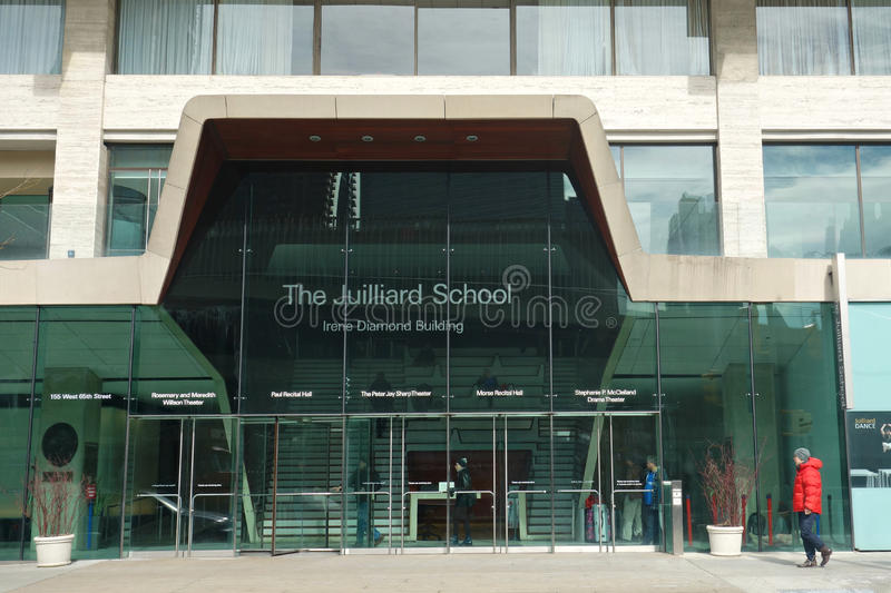 Juilliard School stock images