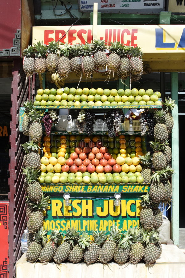 Download Juise stall stock photo. Image of pear, health, stall - 7164808