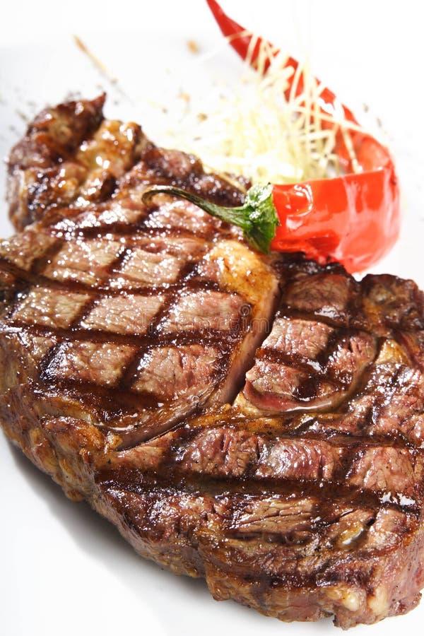 Juixy steak stock photos