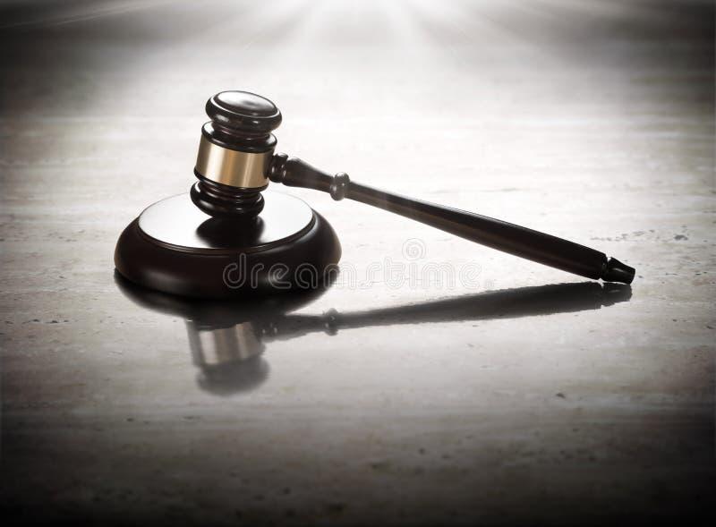 Juiz do martelo imagem de stock royalty free