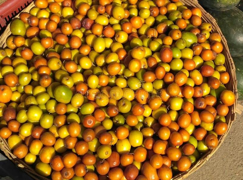 Jujube φρούτα στοκ εικόνα με δικαίωμα ελεύθερης χρήσης