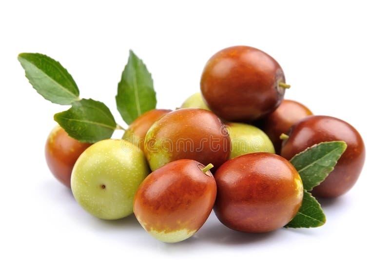 Jujube fruits royalty free stock photography