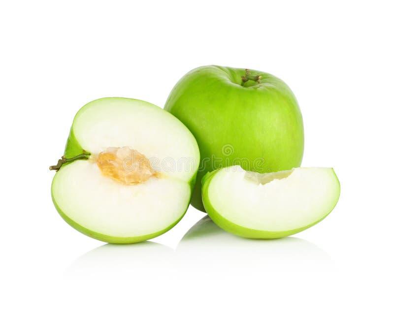 Jujuby owoc odizolowywająca na białym tle fotografia stock