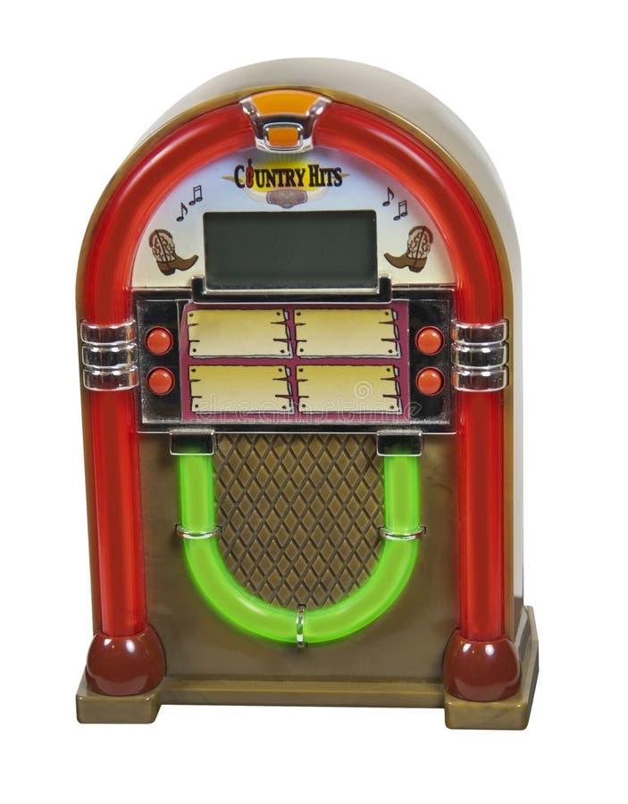 Jukebox imagens de stock royalty free