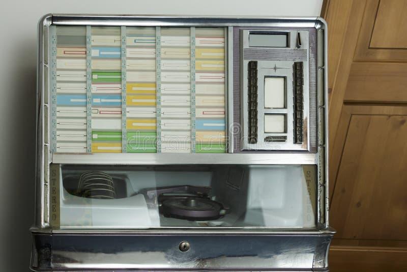 jukebox arkivbilder