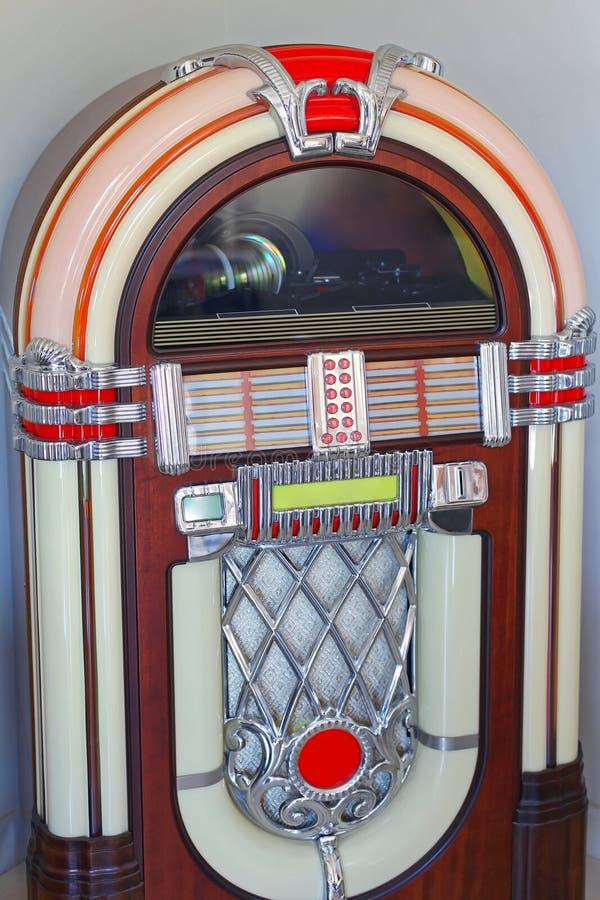 jukebox arkivbild